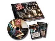 Last Night on Earth: Special Edition Soundtrack CD
