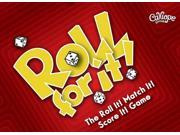 Roll for It - Red
