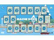 Machi Koro Deluxe Game Mat 9SIA0492W07984