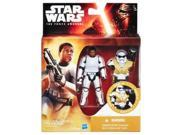 Star Wars: The Force Awakens: Figure Desert Mission Armor Finn 9SIA04942U1389