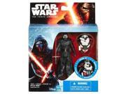 Star Wars: The Force Awakens: Figure Snow Mission Armor Kylo Ren 9SIA04942U1506