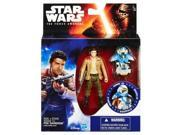Star Wars: The Force Awakens: Figure Space Mission Armor Poe Dameron 9SIA04942U1430