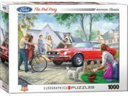 The Red Pony 9SIA0496MX5074