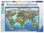 Puzzle: World Map 9SIA0496Y58772