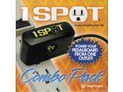 Visual Sound 1-Spot Power Supply Combo Pack
