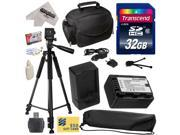 Must Have Accessory Kit for Panasonic HC-V700, HC-V700M, HC-V500, HC-V500M, HC-V100, HC-V100M, HC-V10 Video Camera Camcorder Includes - 32GB High-Speed SDHC Car