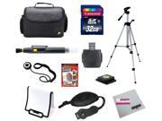 Digital SLR Camera 32gb Super Starter Kit for Canon, Nikon, Sony, Samsung, Pentax and Panasonic Cameras 9SIA04D2025065