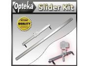 "Opteka GLD-200 23"" Camera Track Slider Video Stabilization Systems With Extra GLD-400XT 47"" Extension Kit"