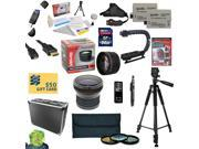 All Sport Kit for Canon XS XSi Includes 64GB High Speed SDXC Card + 2 Batteries + Dual Charger + 0.20X + 2.2x Lens + 3 Piece Filters + Remote Control + Tripod + X-GRIP + Cleaning Kit + $50 Gift Card