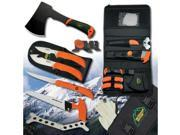 Outdoor Edge Cutlery The Outfitter Hunting Set - Gut-hook Skinner,Caping Knife,