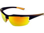 Fila 'SF006' Matte Finish Athletic Sunglasses