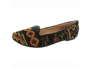 Betsey Johnson Women s Bestie Aztec Flat