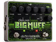 Electro-Harmonix Deluxe Bass Big Muff Pi Fuzz