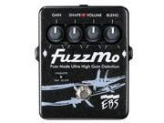 EBS FuzzMo Ultra High Gain Distortion pedal