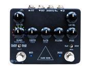 Keeley Electronics Dark Side Fuzz Mod Delay pedal