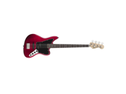 The all-new Vintage Modified Jaguar Bass Special puts classic Fender® looks into a distinctively sharp-looking, great-sounding and super-versatile Squier bass model.