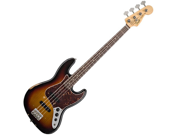 Fender Road Worn 60's J-Bass Rosewood 3-Color Sunburst NEW
