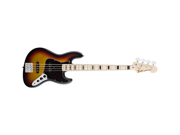 Fender Geddy Lee Jazz Bass w/gig Bag 3-Tone Sunburst NEW