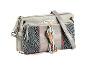 Nicole Lee Naomi Neutral Works Shoulder Bag