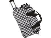 Rockland Luggage 22in. Rolling Duffle Bag