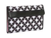 Nuo Kailo Chic by Nuo Slim 15.6in. Laptop Sleeve Mod Circles