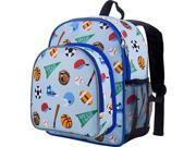 Wildkin Olive Kids Game On Pack 'n Snack 9SIAD245E10283