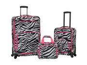Rockland Luggage Pasadena 3 pc  Spinner Set