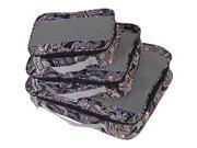 American Flyer Paisley 3 Piece Packing Set