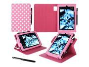 rooCASE Amazon Kindle Fire HD8 2015 Case Dual View Pro Folio Smart Cover Stand