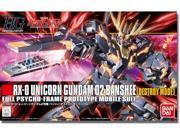 Gundam HGUC 134 Unicorn Gundam 02 Destroy Mode 1/144 Scale 9SIA2SN4WU5513
