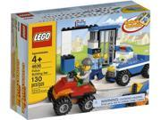 Lego Bricks & More: Police Building Set #4636