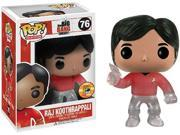 Pop! Television Big Bang Theory RAJ Koothrappali Vinyl Figure 2013 SDCC Exclusive 9SIA10555S6502