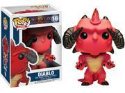 Pop! Games Diablo Lord of Terror Diablo Vinyl Figure 9SIA88C2ZC4926