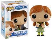 Pop! Disney Frozen Young Anna Vinyl Figure 9SIA0R93MZ1361