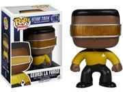 Star Trek Geordi La Forge Pop! Vinyl Figure by Funko 9SIA1WB3PD9114