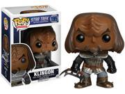 Pop! TV Star Trek the Next Generation Klingon Vinyl Figure 9SIA88C2W41245