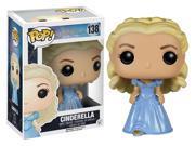 Pop! Disney Cinderella Live Action Movie Cinderella Vinyl Figure 9SIA0R93MZ1421