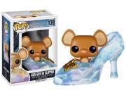 Pop! Disney Cinderella Live Action Movie Gus Gus in Slipper Vinyl Figure 9SIA0R93MZ1431