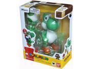 """S.H. Figuarts Yoshi """"""""Super Mario"""""""" Action Figure"""" 9SIA88C3CF8143"""
