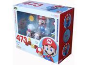 Mario Super Mario Nendoroid #473 Action Figure 9SIABMM4SY8881