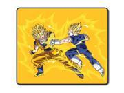 Dragon Ball Z Goku Vs. Vegeta Super Saiyan Clash Blanket