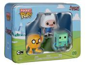 Adventure Time Pocket POP 3 Pack Vinyl Figures Funko 9SIA0196MG3290
