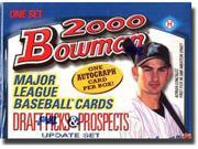 2000 Bowman Draftpicks & Prospects Update Baseball Set