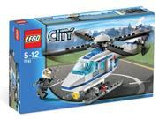 Lego City: Police Helicopter #7741