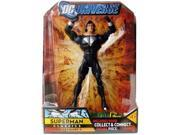 DC Universe Classics Series 6 Superman Black Action Figure 9SIV16A6787459