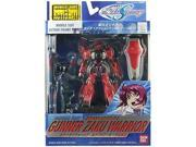 Gundam Seed Destiny MSIA Gunner Zaku Warrior Red Action Figure 9SIA2SN14V3772