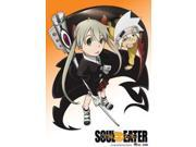 Soul Eater: Maka and Soul Team Up Wall Scroll GE5331