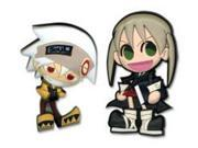 Soul Eater: Soul and Maka (Set of 2) Pins