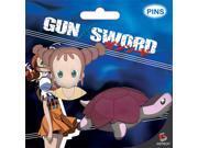 Gun X Sword: PVC Pins