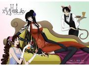 XXX Holic: Group Wall Scroll GE9936